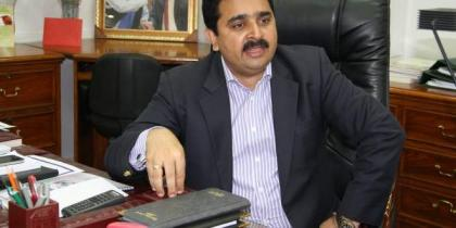 HR minister asked Int. organizations to play role for Kashmiris right