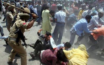 Black Day observed to denounce Indian brutalities in Occupied Kashmir