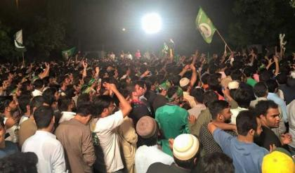 PML-N to win elections, celebrate day of victory: Barjees