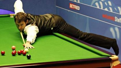 Pakistanis vie for honor in 6-Red Ball Snooker, Team Championship in Egypt