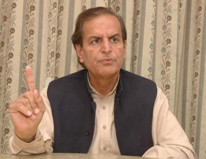 Hashmi for convening APC on Indian atrocities in Held Kashmir
