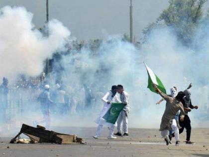 """Black Day"" against Indian atrocities held in Hyderabad"