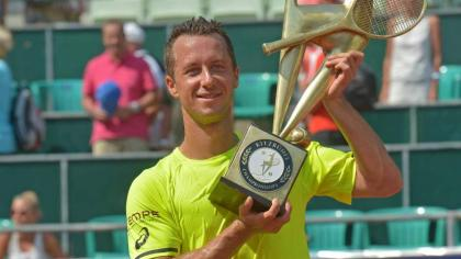 Tennis: Kitzbuhel ATP results