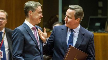 Estonia to take EU presidency from Britain: official