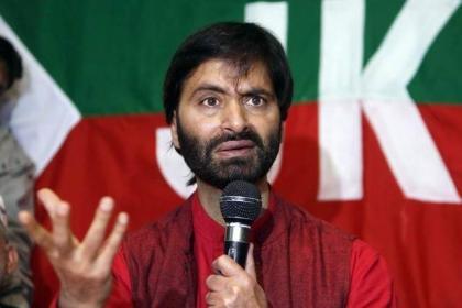 India encouraging its forces to kill Kashmiris: Yasin Malik