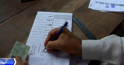 Polling continues in Kotli