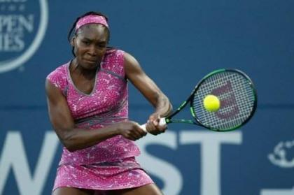 Tennis: Venus Williams pulls out three set win at Stanford