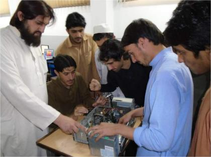 Balochistan,FATA  priority areas for imparting technical, vocational training