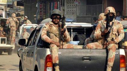 Rangers arrests 533 accused during targeted operations in Interior Sindh