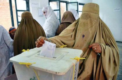 Polling remains peaceful in AJK elections