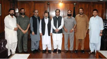 Sub-Committee of PAC held at Parliament House