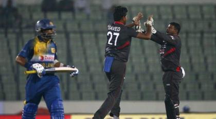 Cricket: Sri Lanka tries new blood against Australia