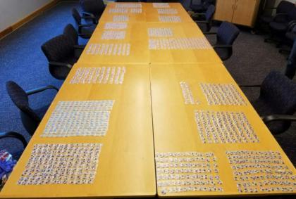 85 liter liquor seized, 2 arrested