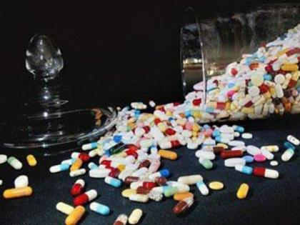 District administration seized prohibited drugs