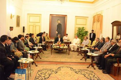 Sindh possesses enormous cultural heritage: Governor
