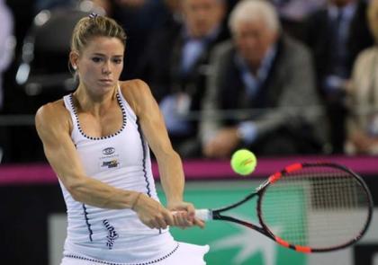 Tennis: Cibulkova advances to quarters at Stanford tennis