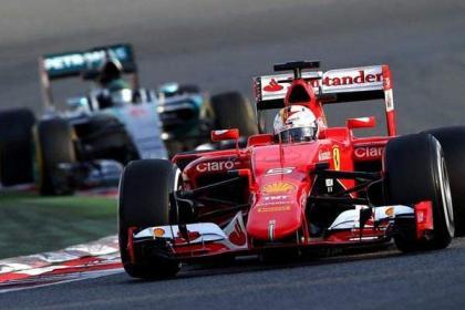 Formula One: Hungarian Grand Prix practice times