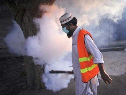 Junkyard owner booked over dengue larva breeding