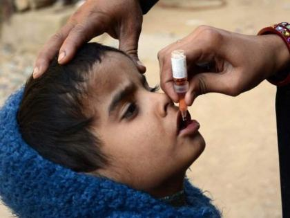 5-day anti-polio drive from July 25