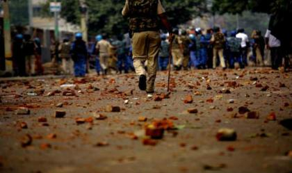 Two injured in clash