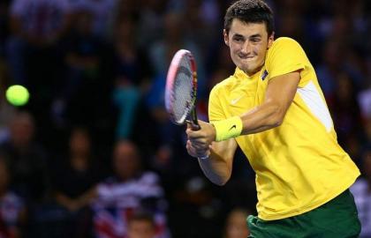 Tennis: Germany to host Poland in Davis Cup showdown