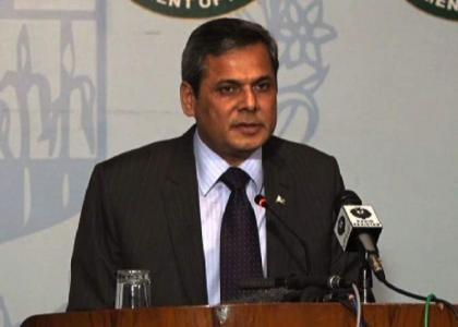 الخارجية الباكستانية: الكشميريون سيقررون مصيرهم بأنفسهم