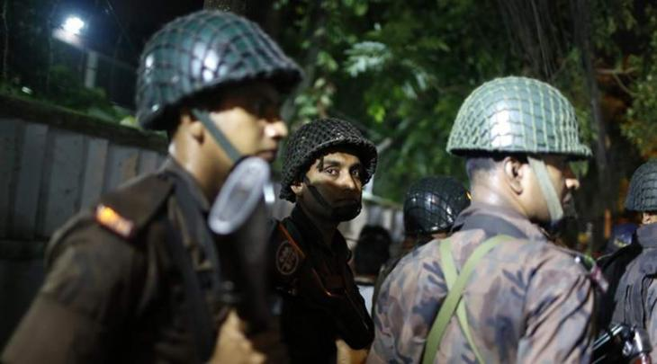Terror attack in Dhaka, ISI claimed the responsibility