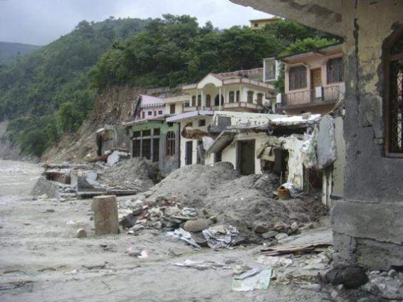 More than 18 people died in Uttarakhand, India