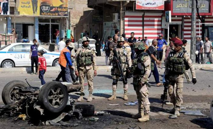 Iraq Attack: 3 days mourning is observed, IS claimed the attack