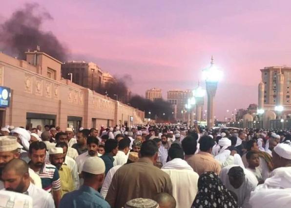 Explosions near Medina and Qatif mosques