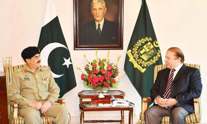 Army chief and PM of Pakistan condemned Saudi Attacks