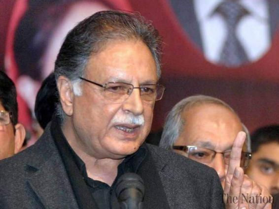 PTI should confront the formulation of TORs for Panama Investigation, Pervaiz Rashid