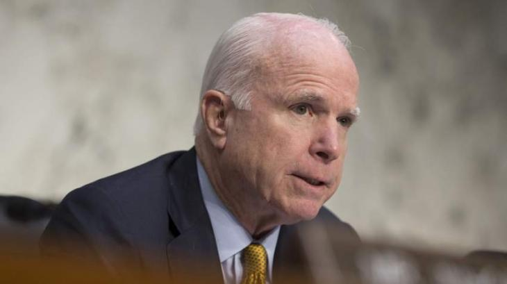 US Senator John McCain has called for extension in tenure of Pakistan Army Chief General Raheel Sharif