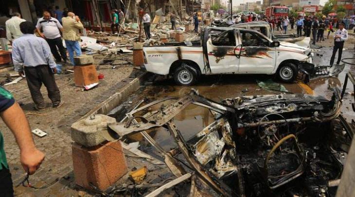 Iraq under attack, 26 died in blast at Mausoleum sited in north of Baghdad
