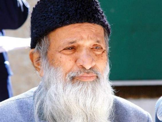 The beloved Father of orphans and chairman of Edhi centre Abdul Sattar Edhi died today.
