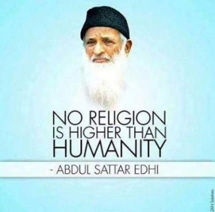 Famous social worker Abdul Sattar Edhi passed away