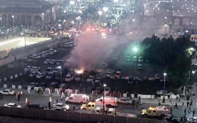 Tehrik e Taliban Pakistan condemned the blast in Madina
