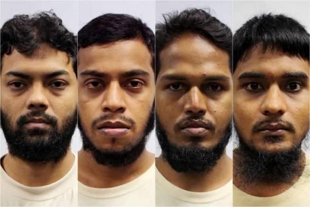 4 Bangladeshi sentenced today for assisting ISIS financially