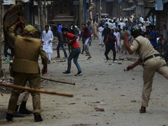 Martyr's day is observed in Indian-held-Kashmir today