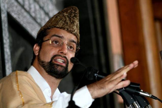India will be responsible for the destruction in the region, said Mirwaiz Umar Farooq