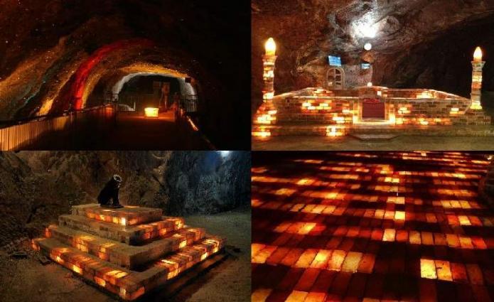 Khewra, the world's second largest salt mine