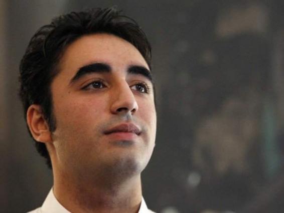 """Ajab teer siasat ajab tera nizaam, Yazeed sy bhi marasim Hussain ko bhi salam"", Bilawal Bhutto Zardari tweeted"