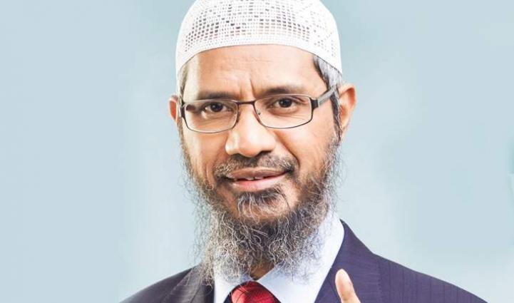 Islam is the only religion that condemns the killing of innocent people, explained Zakir Naik