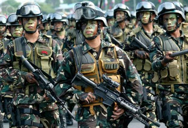 Clashes in Philippines, 11 Muslim militants killed, injured 19