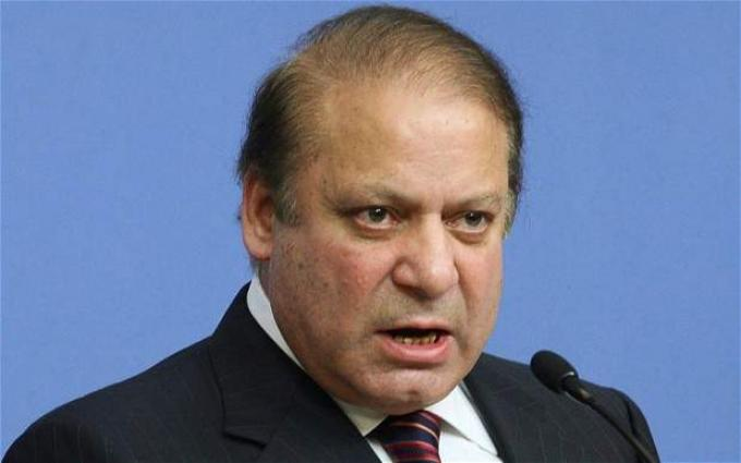 PM Sharif condemns France terror attacks
