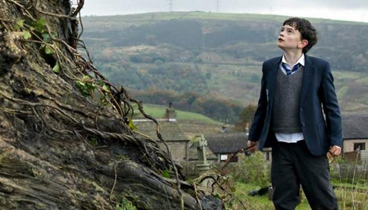 Hollywood  released the first trailer of 'A Monster Calls'