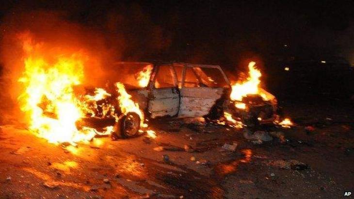 Bob explosion in Dir Bala, 5 killed 2 injured