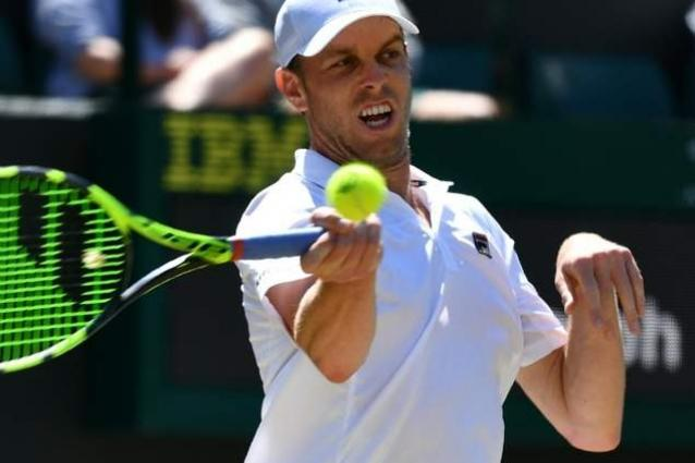 Tennis: 'Cooler' Querrey wins, Stephens out at Washington