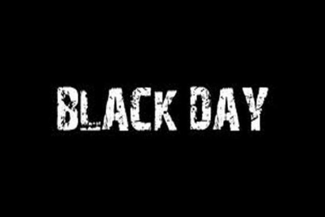Black Day being observed in IOK to slam Indian brutalities in Occupied Kashmir
