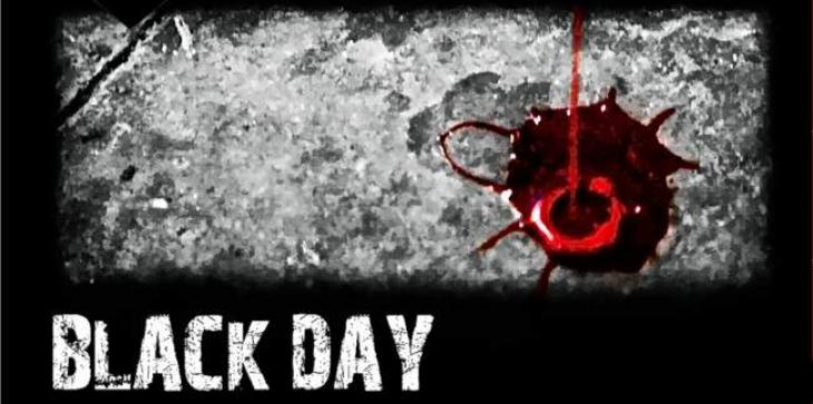 Black Day observed in northern Sindh